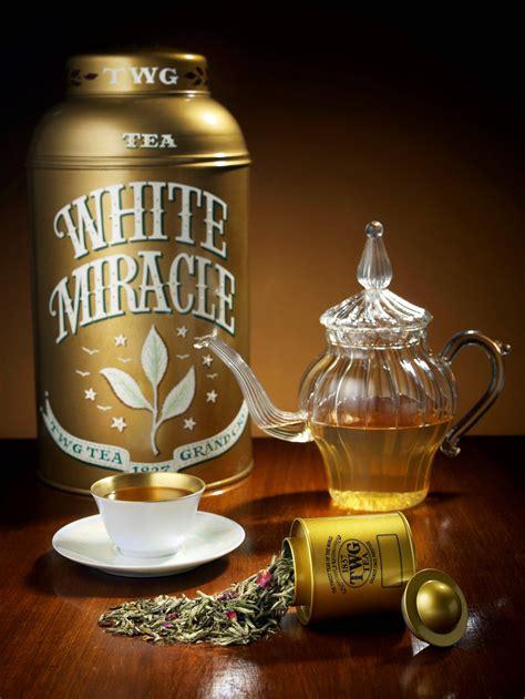 power  white tea beauty tips  twg haute living