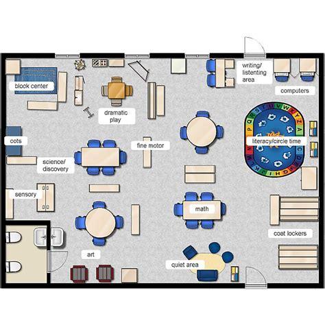 preschool floor plan layout pre k class layout 4k 2017 2018 pinte 323