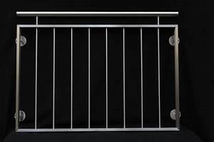 sicherheit geht vor franz balkon aus verzinktem stahl With französischer balkon mit sonnenschirm 2m durchmesser