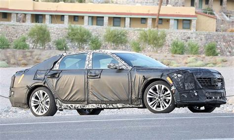 Cadillac To Offer Plugin Hybrid Version Of Ct6 Big Sedan