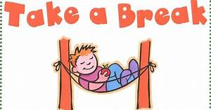 Responsive Classroom-Take a break sign   For the Classroom ...