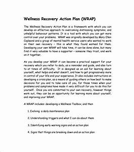 sample action plan template download free documents in With recovery action plan template