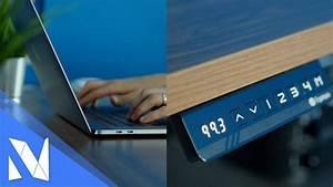 Höhenverstellbarer Schreibtisch Test : elektrisch h henverstellbarer schreibtisch ergotopia desktopia pro im test nils hendrik ~ Orissabook.com Haus und Dekorationen