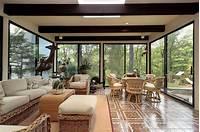 trending patio sunroom design ideas Bask in Sun under Sunroom - Florida Room Designs