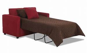 klaussner jacobs casual twin sleeper sofa value city With sectional sofa with twin sleeper