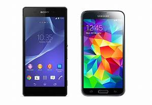 Sony Xperia Z2 vs Samsung Galaxy S5 review | Android ...