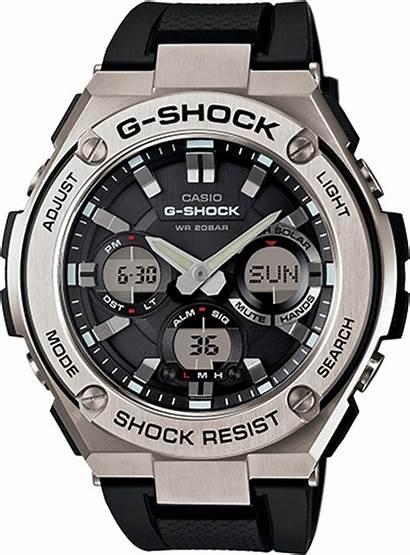 1a Steel Watches Shock Gshock Casio Mens
