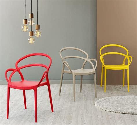 Sedie Per Esterno Marion Sedie Design Per Esterno In Plastica Tonon