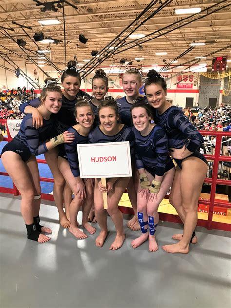 gymnastics hudson schools
