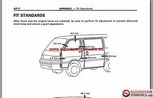 Toyota Hiace 1989-2004 Workshop Manual