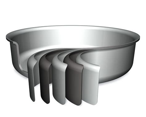 clad  stainless steel nonstick covered fry pan  cm williams sonoma au