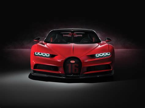 Bugatti Chiron Super Sport Expected To Debut At 2019