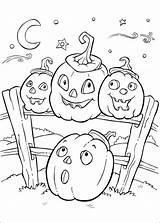 Coloring Charlie Pumpkin Brown Halloween Fall Printable Getcolorings sketch template