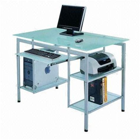 tempered glass computer desk the tempered glass computer desk computer desk