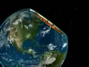 Large Hadron Collider Black Hole Simulation - YouTube