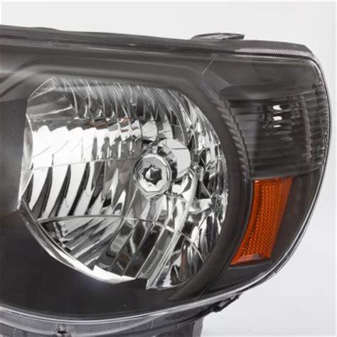 2010 tacoma tail lights toyota tacoma 2005 2011 black headlights and custom led