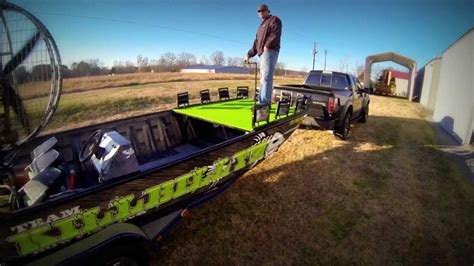 Bowfishing Boat Hulls by Selling Our Bowfishing Fan Boat Doovi