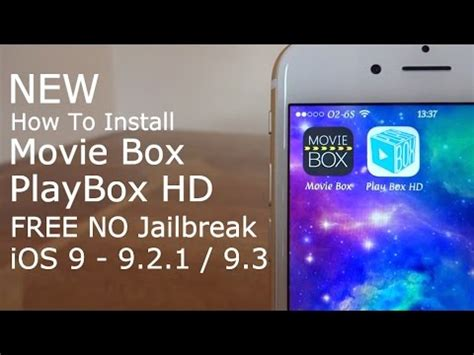 how to install moviebox on iphone how to install box playbox hd free ios 11 11 2