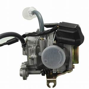 New 50cc Scooter Carburetor Moped Carb For 4