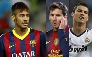 Messi Neymar Ronaldo