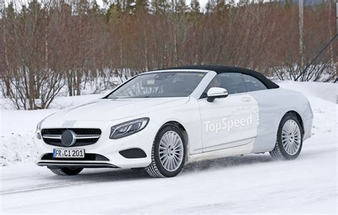 Mercedes S Class Picture by 2014 Mercedes S Class Convertible Picture 618528 Car