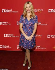 reese witherspoons shapely legs  secrets