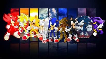 Sonic Hedgehog Werehog Form Hyper Shadow Silver