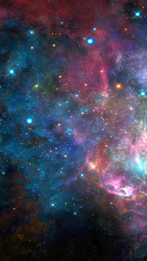 space galaxy wallpaper