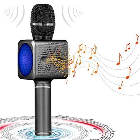 micro pour chanter un micro pour chanter gt les meilleurs produits pour 2019