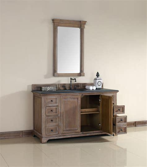 60 Inch Vanity Cabinet Single Sink by 60 Inch Providence Driftwood Grey Single Sink Vanity