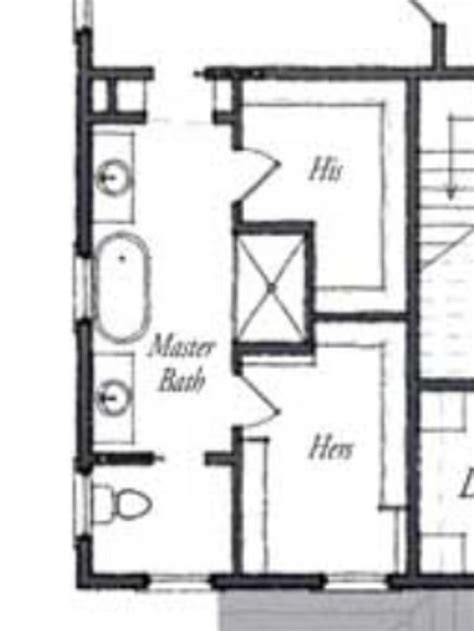 His And Bathroom Floor Plans by Image Result For His And Bathroom Layouts Fabulous