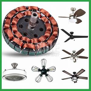 2 Stations Automatic Ceiling Fan Motor Stator Coil Winding