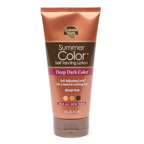 Banana Boat Summer Color Self Tanning Mist by Banana Boat Sunless Summer Color Self Tanning Lotion 9