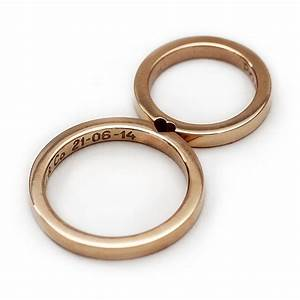14k rose gold wedding ring set promise ring wedding ring for for Wedding rings bands