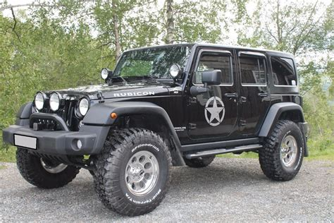 jeep wrangler rubicon  arctic truck   miles suv cars cars vehicles