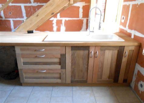 cuisine en bois cuisine agréable placard cuisine bois massif meuble