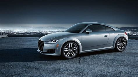 Luxurious 2018 Audi Tt With Turbocharged Engine And