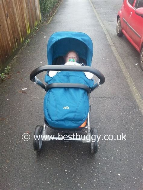 joie chrome review  jessica  buggy