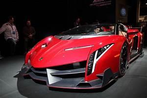Lamborghini Veneno Roadster : lamborghini veneno roadster at monster booth 22 6speedonline ~ Maxctalentgroup.com Avis de Voitures