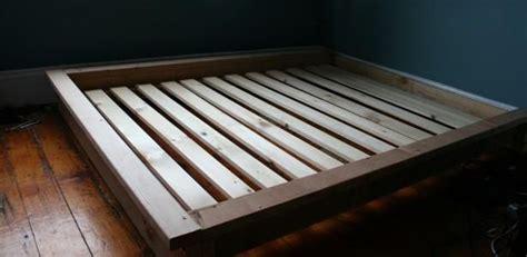 build japanese bed frame plans  woodworking