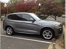 BMW X3 History of Model, Photo Gallery and List of