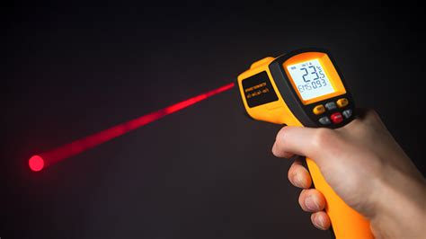 Infrared Thermometer: What It Is and How It Works - UV Hero