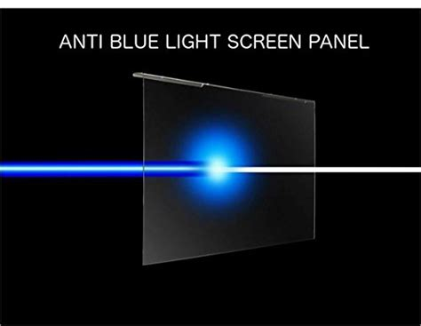 monitor blue light filter anti blue light screen filter for 22 inches widescreen