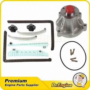 Timing Chain Kit Water Pump For 06