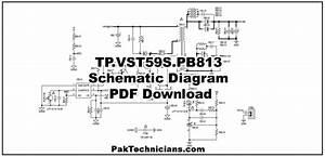 Tp Vst59s Pb813 Schematic Diagram Pdf Free Download