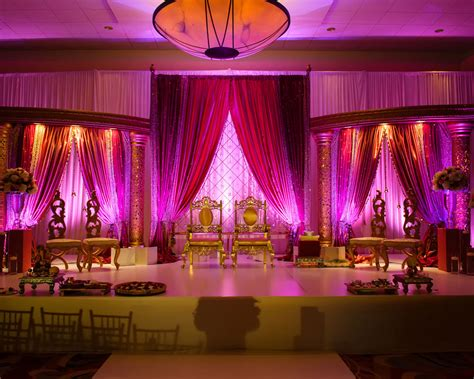 Stage Hire For Asian Weddings & Corporate Events Uk