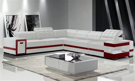 canapé cuir design grand canapé d 39 angle design cuir