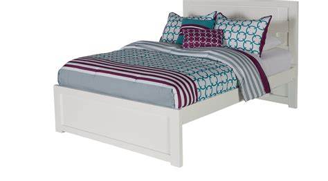 33183 what is a panel bed quake white 3 pc panel bed