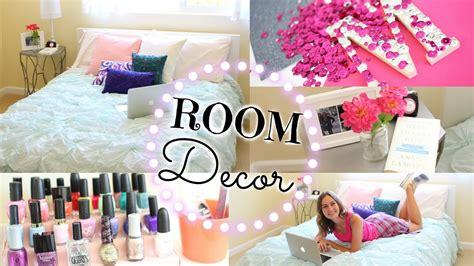 easy diy ways   decorate  room youtube