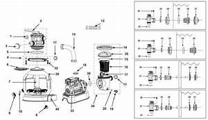 Intex Krystal Clear Sand Filter Pump Parts